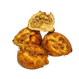 Печенье слоеное Сюрприз с грецким орехом