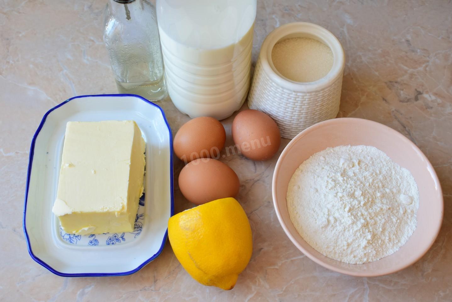 Вафли венские пошаговый рецепт