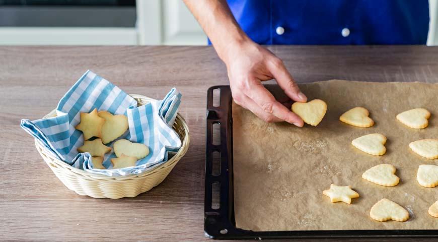 Песочное печенье простой рецепт