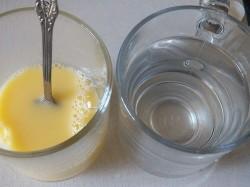 кулинарный рецепт как приготовить слоеное тесто Шаг 3.