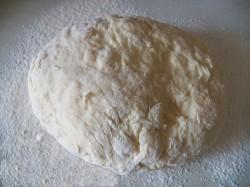 кулинарный рецепт как приготовить слоеное тесто Шаг 7.