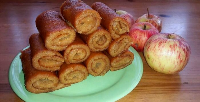 Пастила из яблок без сахара пошаговый рецепт