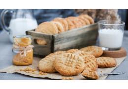 Песочное печенье простой кулинарный рецепт